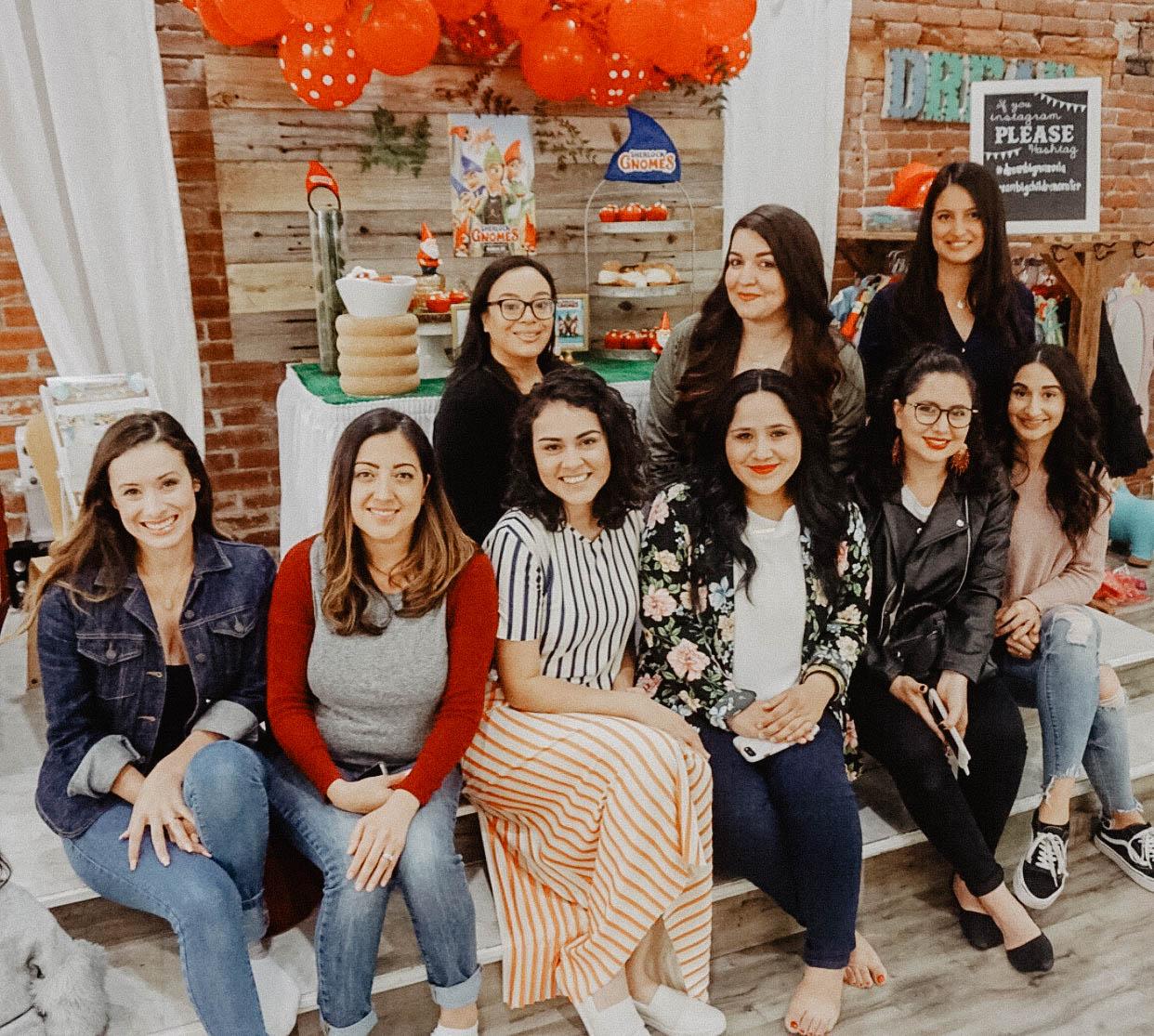 L.A. Mamacitas blogger event
