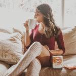 Lipton daily support tea